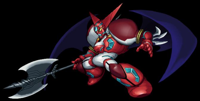 Super Robot Wars Z3 Tengoku Hen Mecha Sprite 188