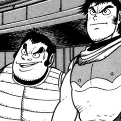 Benkei and Ryo