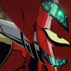 Shin Getter (Getter Ray boosted)