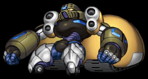 Super Robot Wars Z3 Tengoku Hen Mecha Sprite 190