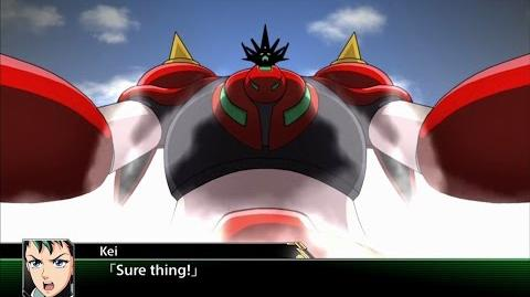Super Robot Wars V (ENG) - Shin Getter Dragon & Departure to Iscandar