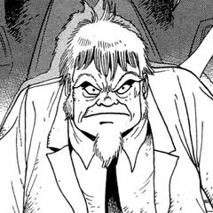 Saotome at the beginning of the saga