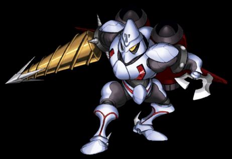 Super Robot Wars Z3 Tengoku Hen Mecha Sprite 189