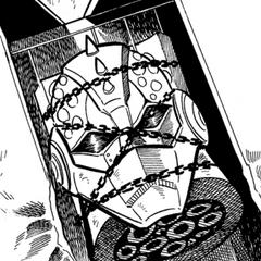 Uzahra's second head