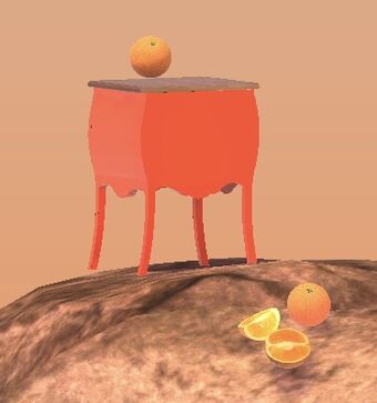 Orange Hell | Getting Over It Wiki | Fandom