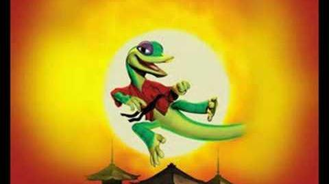 Gex Enter the Gecko OST - Kung-Fu Theatre Pt. 2