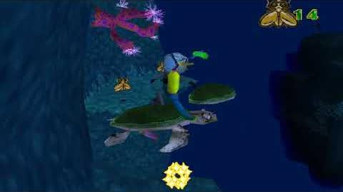 Gex 3- Fish Frequency (cancelled sea level)