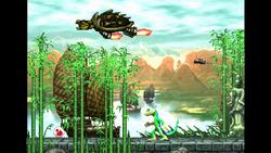 Rez's Serveant - Toxic Turtle