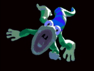 Gex 1 booted from level
