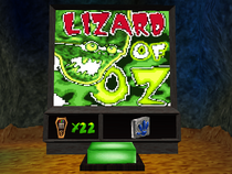Rez's World - Boss Channel - Lizard Of Oz - Lions, Tigers, And Gex