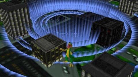 Gex Enter the Gecko OST - Gexzilla vs. Mecharez