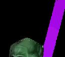 Lightsaber Alien