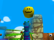 Rez's Minion - Smiley Face