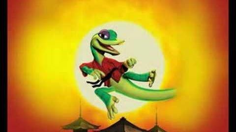 Gex Enter the Gecko OST - Kung-Fu Theatre