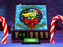 Rez's World Channel - Holiday Broadcasting - Totally Scrooged