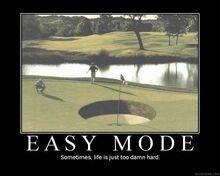 Easy-mode
