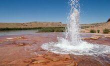 10057 11241 Crystal Geyser Utah Green River md