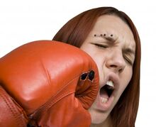Girl-punched-in-the-face