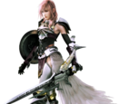 Final Fantasy Smash/Lightning