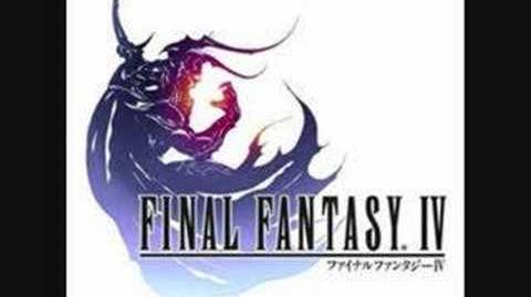 Battle With The Four Fiends Themes - Final Fantasy IV