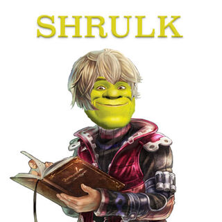 Shrek, as confirmed by the Gematsu Leak