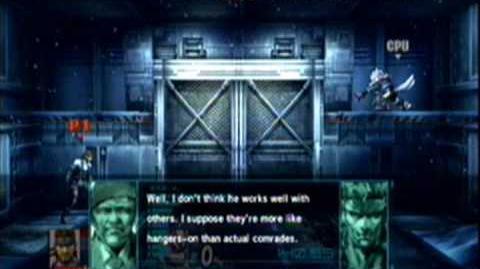 Super Smash Bros. Brawl- Snakes Codecs