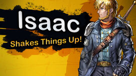 Isaac for SSB4