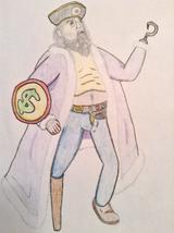 Captain Stabbin'