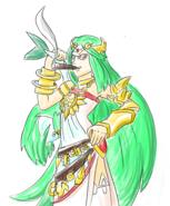 Palutena Paletuna finished