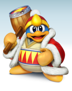 King Dedede for Smash