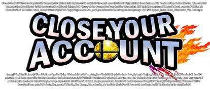 CloseYourAccount