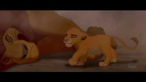 Lion King The Death of Mufasa