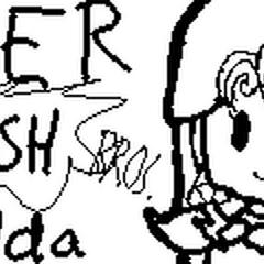 Paper Smash Bros: Zelda