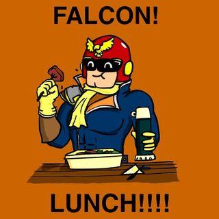 <b>FALCONE... <i>LAWNCH!!!!!</i></b>