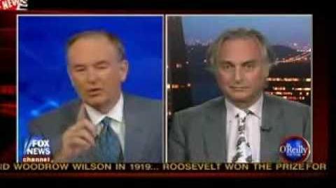 Richard Dawkins vs Bill O'Reilly