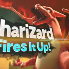 And yea Charizard did enter the battlefield of imagination, breaking free of His Vicar as He entered battle against <a href=