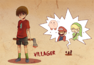 Villager by ani12-d6933cz