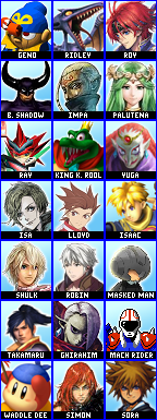Playstation All-Stars Roster