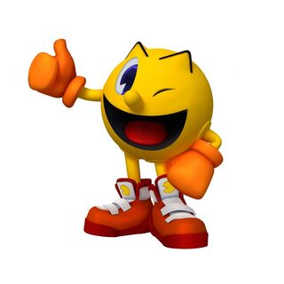 This <b>PAC-MAN</b> is the modern wussy version that doesn't exist.