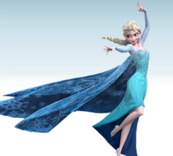 Elsa Smash