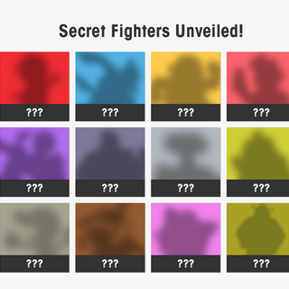 In Secret Fighters (Note: as you can see shreks shade on the bottom right)