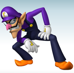 Waluigi for the wiki