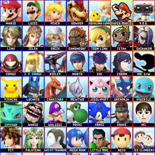 Patwhit01's third roster. Still really old and  ty.