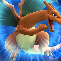 And lo, Charizard was pleased greatly.