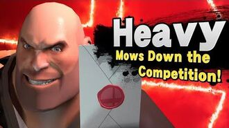 Suggested Moveset. Ultimate - Heavy Moveset Showcase -FANMADE-
