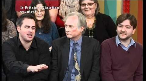 Richard Dawkins baffled by stupidity
