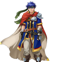 His default artwork in Heroes.