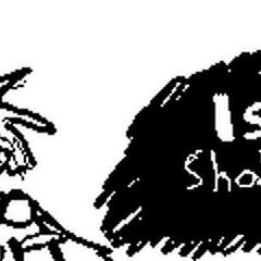 My drawing of Isaac.