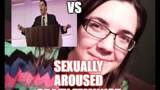 Rebecca Vitsmum Responds (Audio Only) David Silverman Accused By Crazy Feminist Of Sexual Assault!