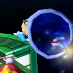 Rosalina has an entire universe under her dress. You live in a universe. You live under Rosalina's dress. You are Toad. Have fun.